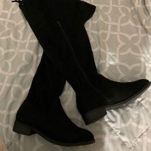 Torrid over the knee boots 👢